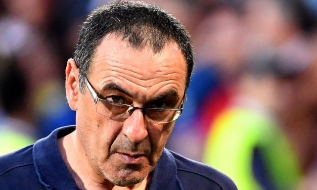 Juventus announce Sarri as their new coach