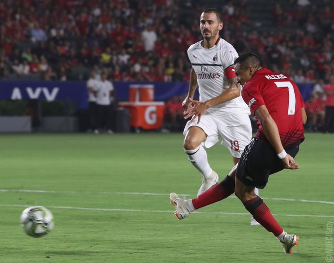 Pre-season Friendly: Man Utd beat AC Milan 9-8 in dramatic penalty shootout