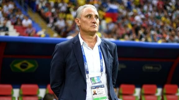 World Cup: Brazil coach Tite rues missed opportunities