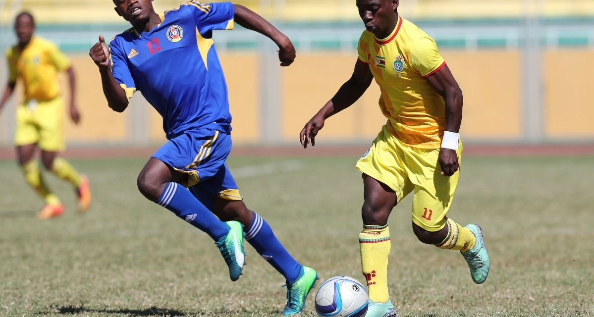 Young Warriors lose in first COSAFA match