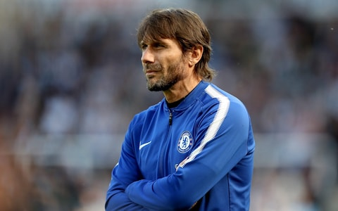 Chelsea confirm Conte sacking