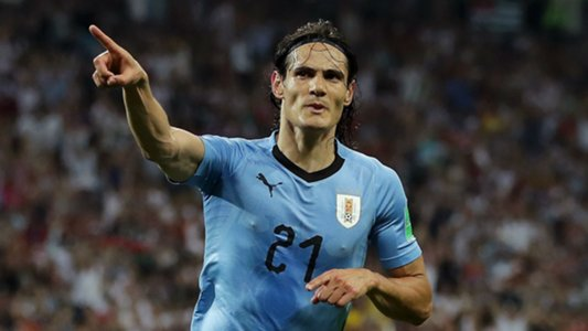 Uruguay remain tight lipped on the availability of Edi Cavani