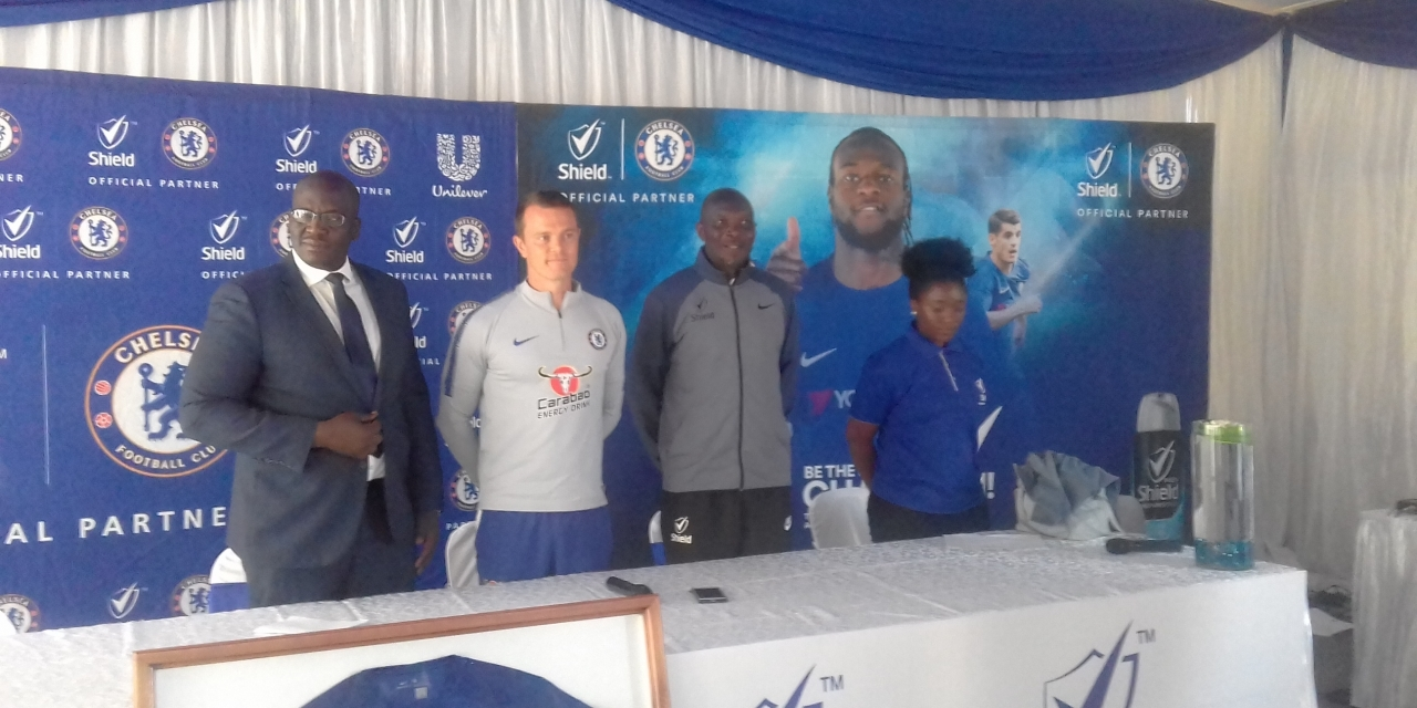 Pasuwa wants to learn from Chelsea coaches