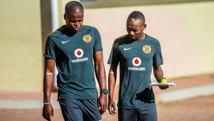 Katsande gives word of encouragement to Billiat ahead of the 2019 Afcon
