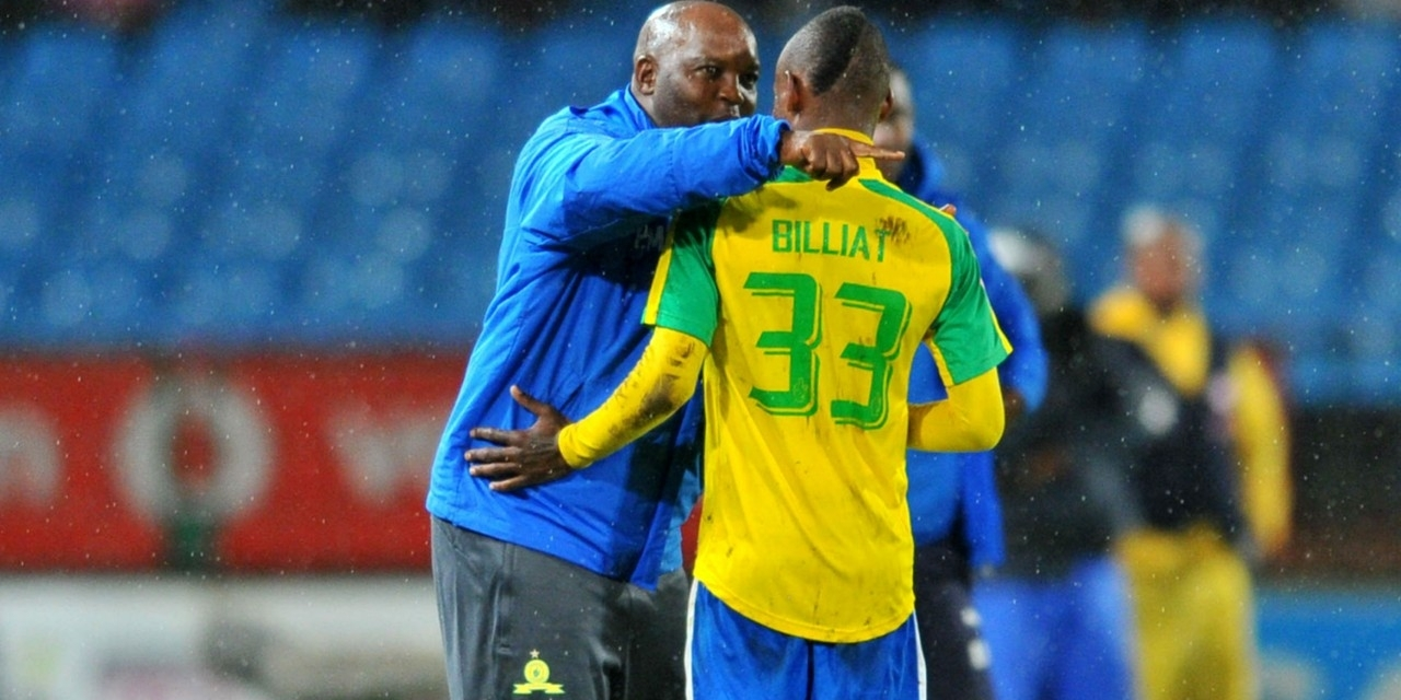 We didn't want to lose other players because of Billiat: Pitso