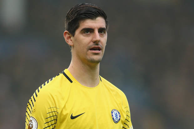 Thibaut Courtois completes Madrid switch