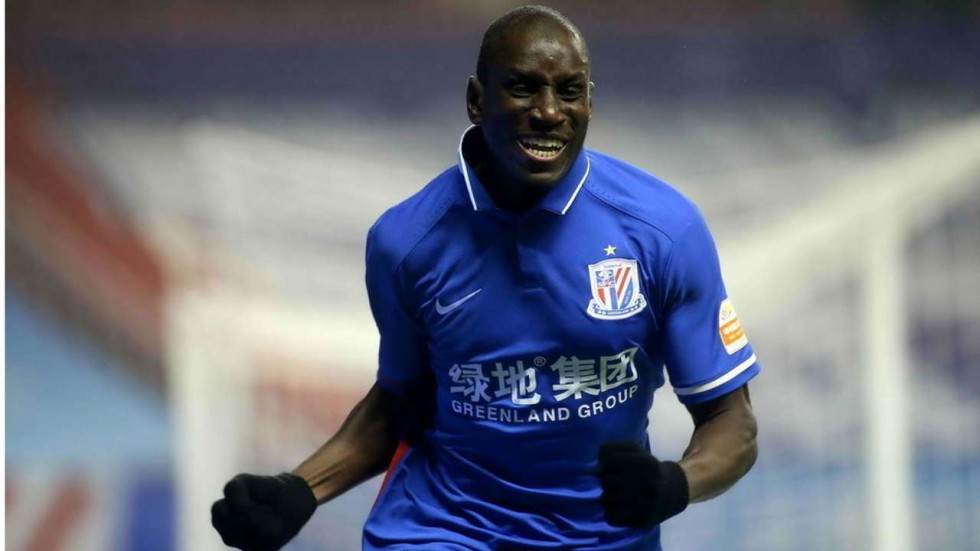 Demba Ba suffers racial abuse in China
