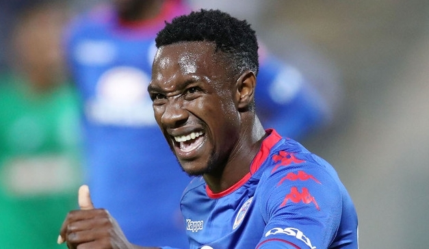 Evans Rusike linked with Champions League football playing club