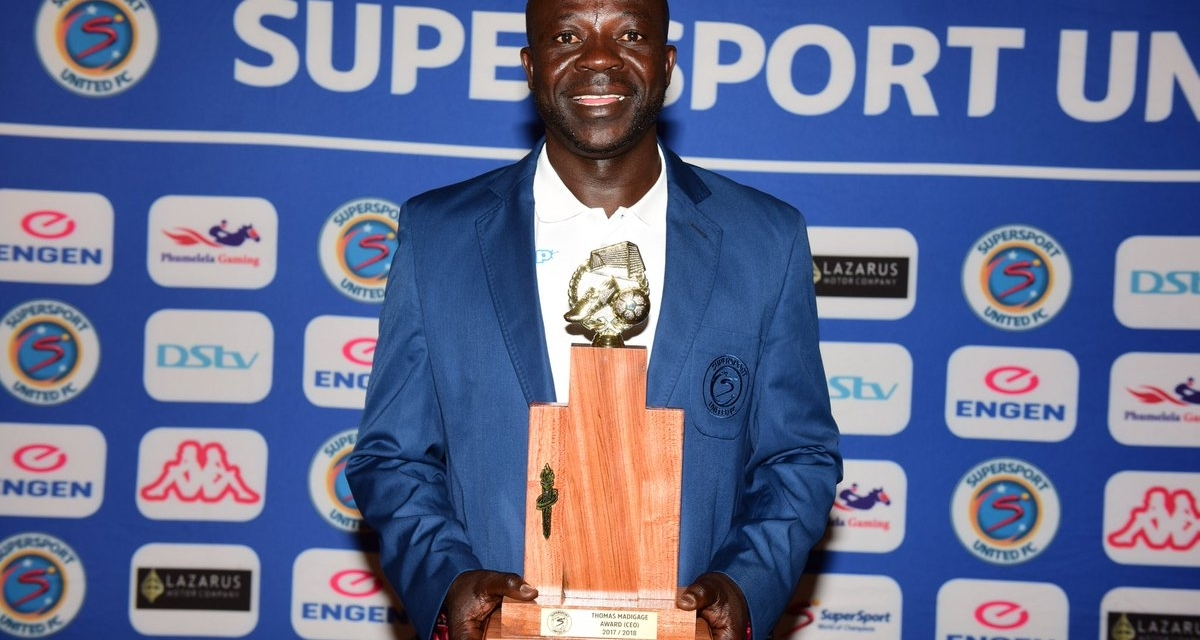 SuperSport honours Kaitano Tembo