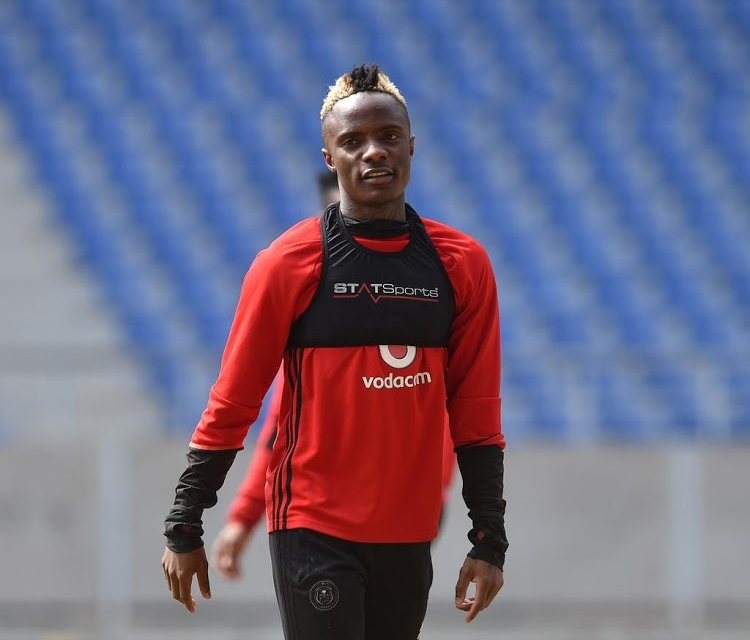 Mahachi out of Telkom Knockout final