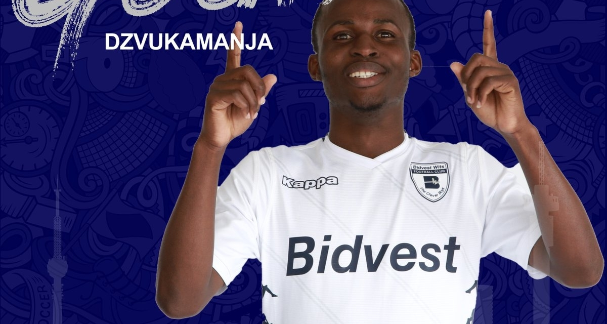 Dzvukamanja gets first Wits goal