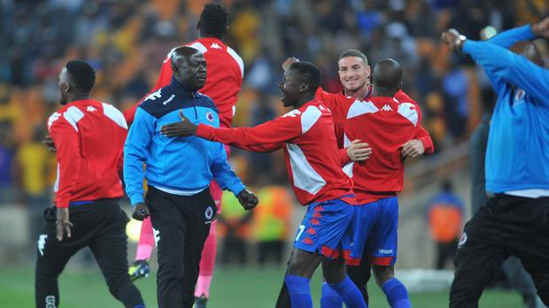 Tembo's SuperSport Utd on the verge of making history