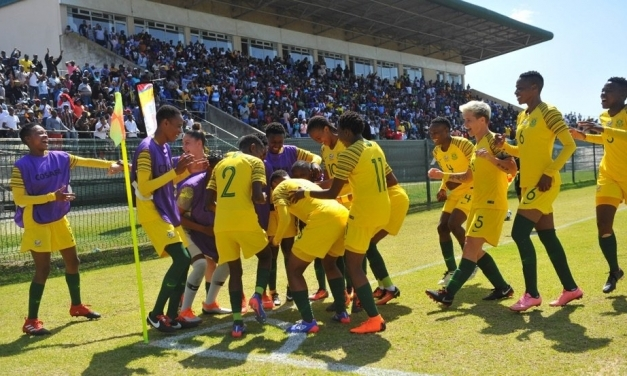 South Africa clinch 2018 Cosafa Women Championship title