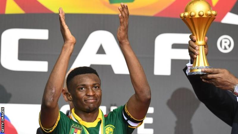 Cameroon captain retires from international football following coach Seedorf comments