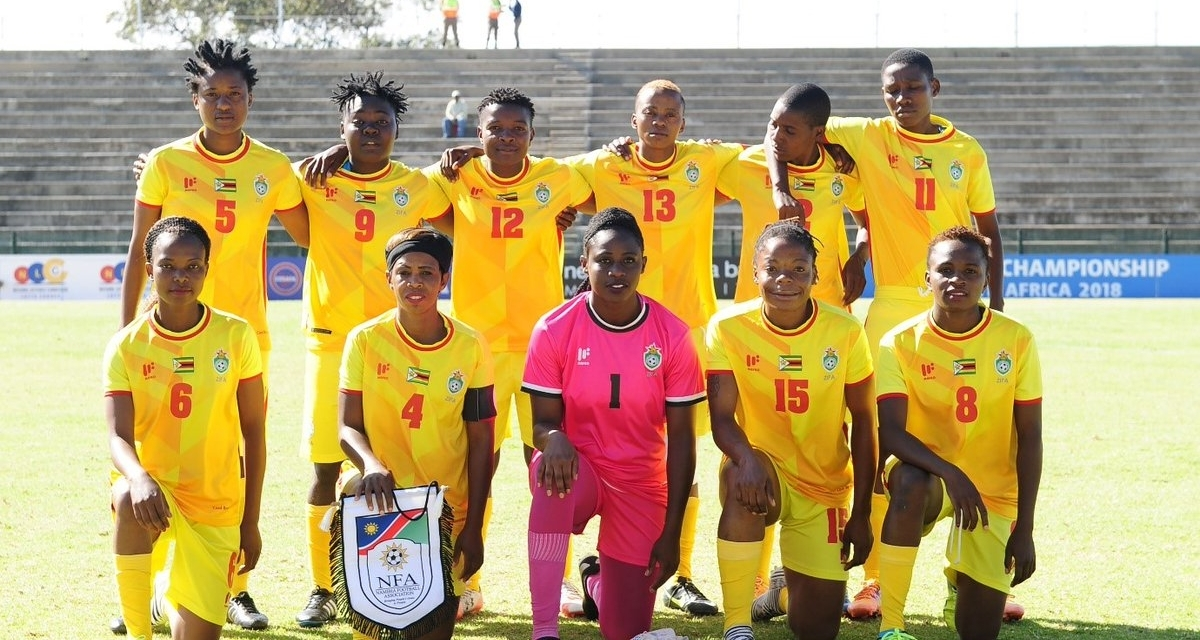 Zimbabwe learn opponents at Cosafa W.C
