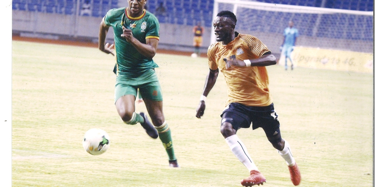 We shouldn't be intimidated by DRC: Mudimu