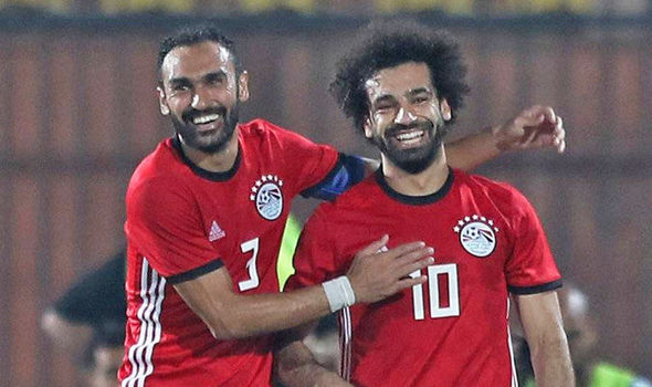 ICYMI: Watch Mo Salah scoring directly from corner in Egypt victory over Swaziland