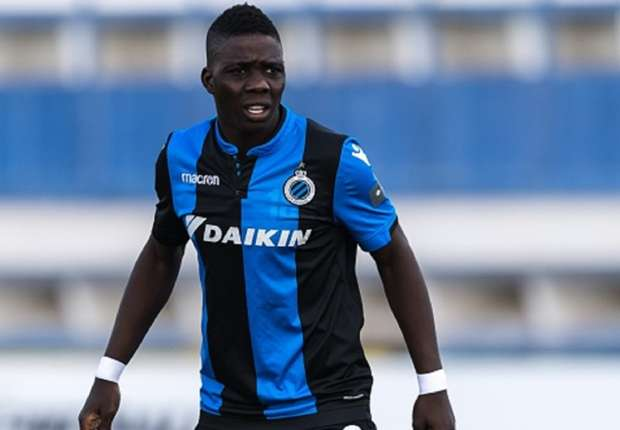 Nakamba refusing to train with Club Brugge