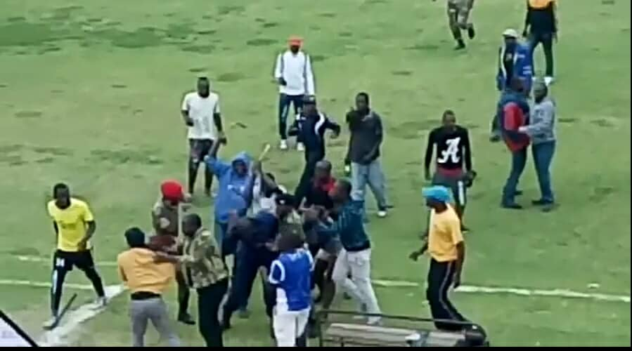 Videos: TelOne celebrations marred by violence