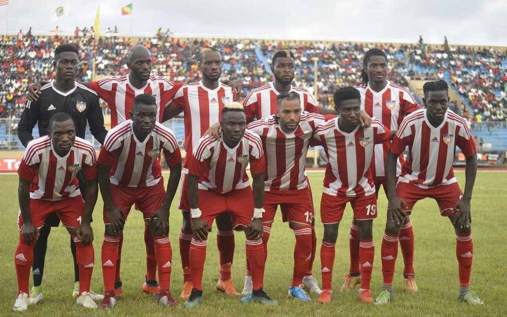 Five players dropped from Liberia squad for Zim clash