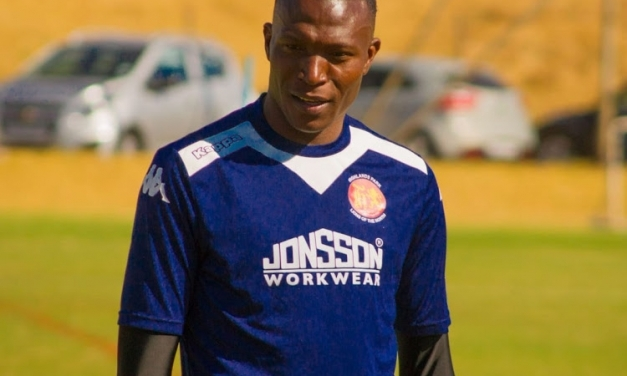Tendai Ndoro speaks on his return to action