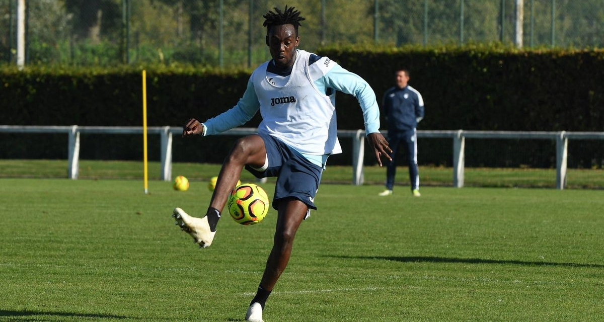 Kadewere named Player of the month