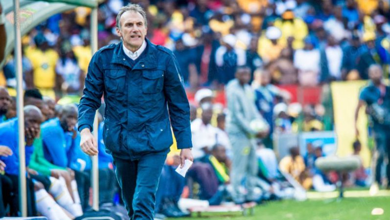Kaizer Chiefs fire coach, appoint a new one