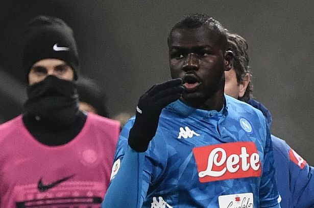 Kalidou Koulibaly speaks out after suffering racist abuse during Serie A game