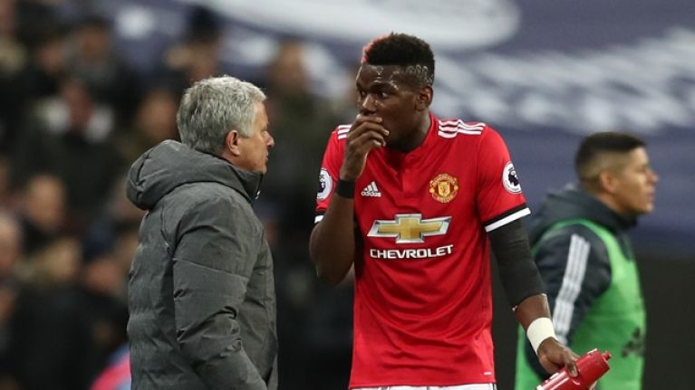 Paul Pogba's controversial tweet after Mourinho sacking explained