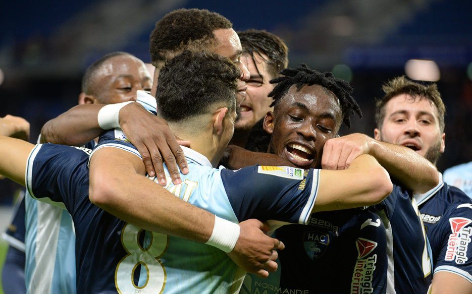 Video: Kadewere plays key role as Le Havre reach the round of 16 of the French League Cup
