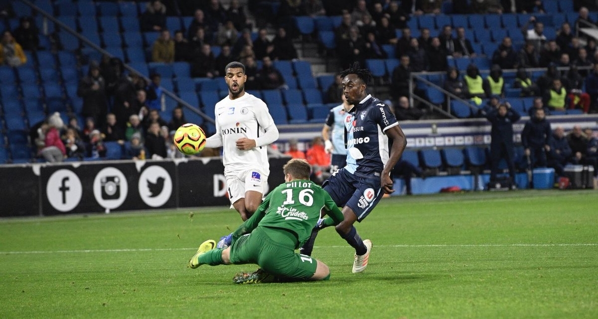 Video: Kadewere scores debut goal for Le Havre