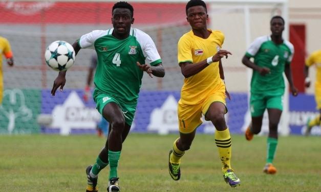 Young Warriors through to COSAFA U20 final