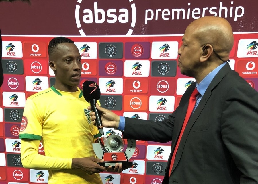 Divine Lunga talks about his return from injury