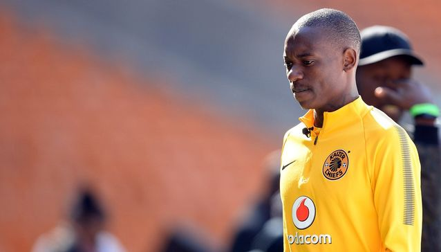 Khama Billiat is not happy: Middendorp