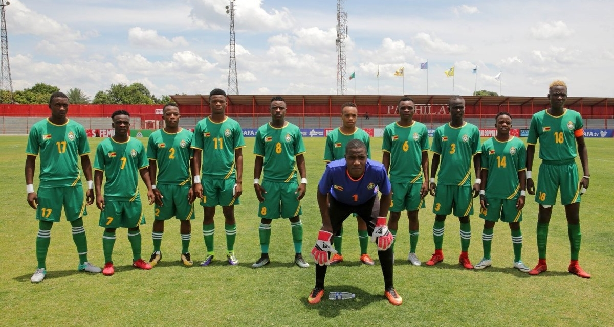 Young Warriors suffer first defeat at COSAFA U20 tourney