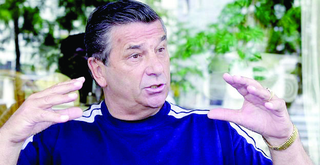 Westerhof to coach TelOne?