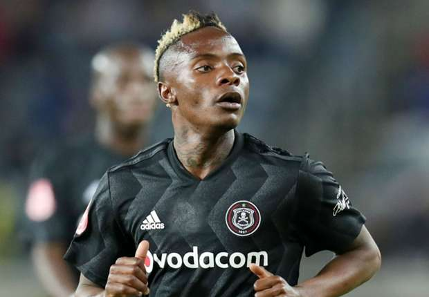 Kuda Mahachi leaves Orlando Pirates