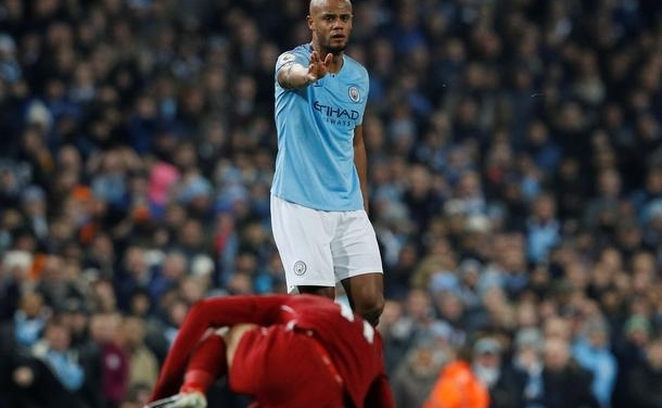 Kompany should have received red card: Klopp
