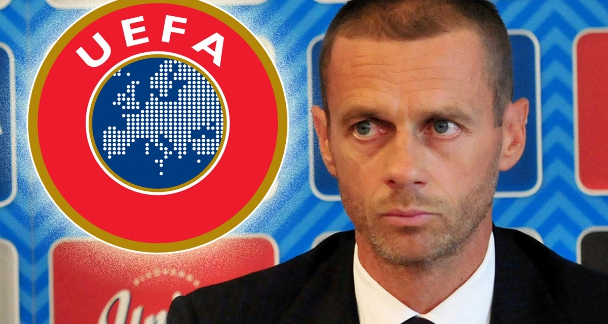Ceferin re-elected UEFA president