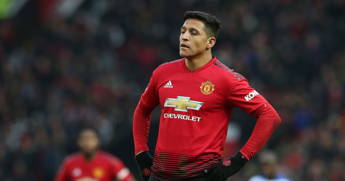 I wanted to return to Arsenal after my first Man United training: Alexis Sanchez