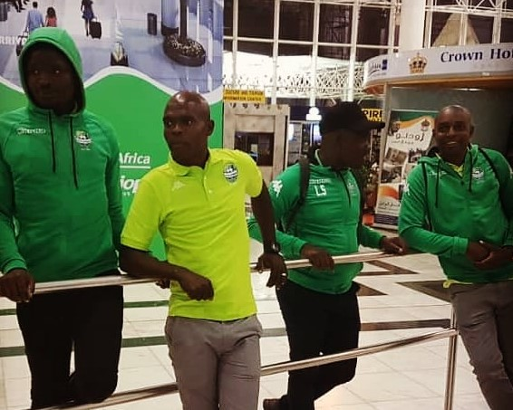FC Platinum arrives in Guinea for crucial CAF C.L encounter