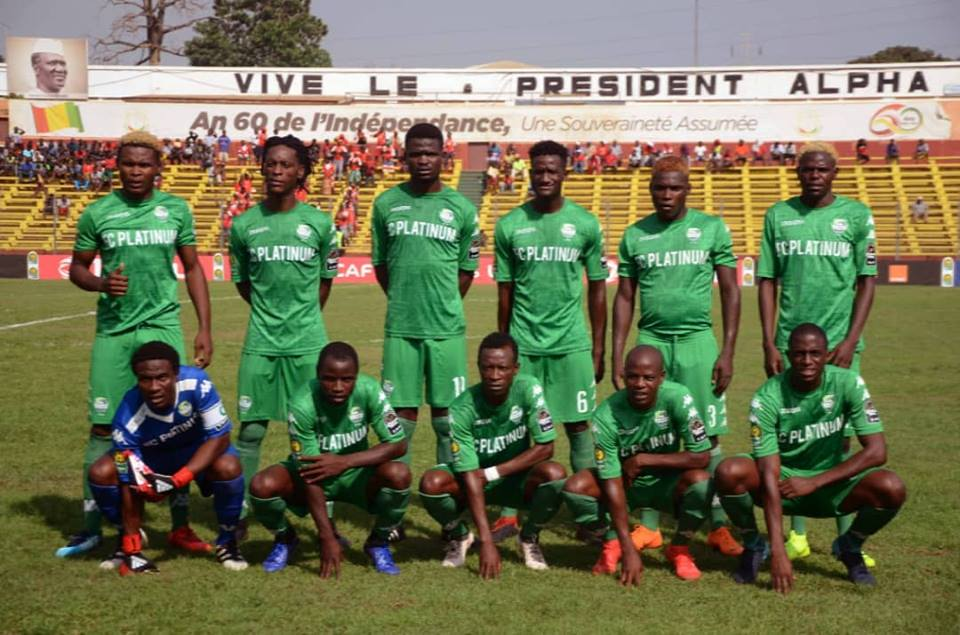 FC Platinum lose to Etoile Du Sahel in CAF C.L Group B match