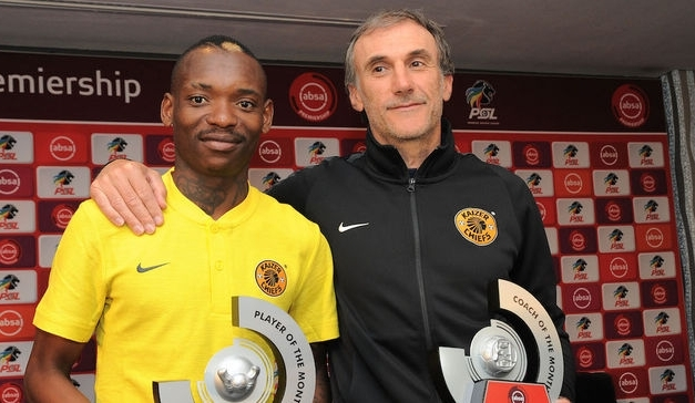 Solinas almost destroyed Billiat: Chiefs defender