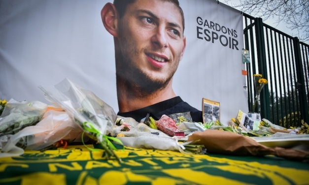 Police arrest 64-year-old man over Emiliano Sala's death