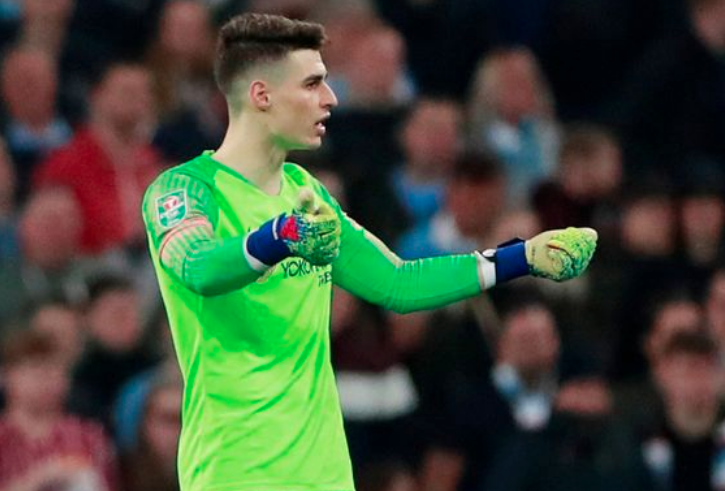 Kepa explains why he refused to be substituted in the Carabao Cup final