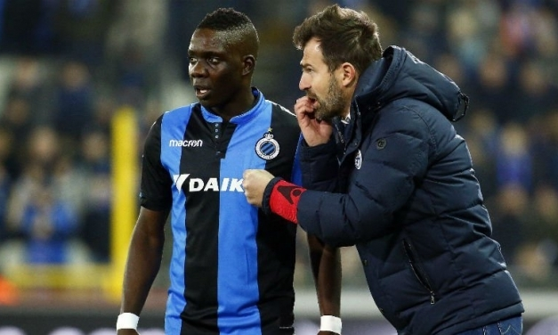 Club Brugge coach criticised for snubbing Nakamba