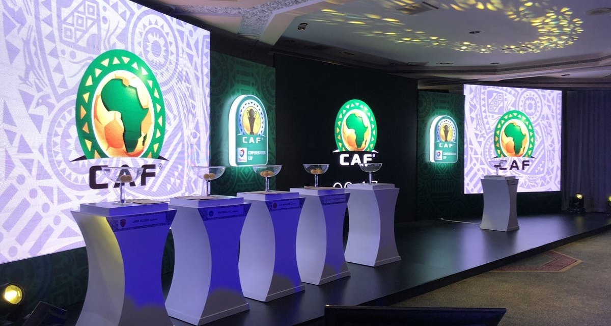 CAF C.L and Confed Cup draw – Pots, Venue & time