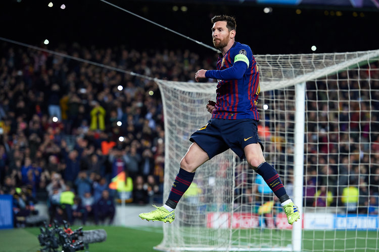Messi can leave at end of season: Barca president