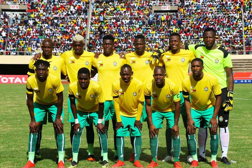 Warriors provisional squad for Afcon and Cosafa named