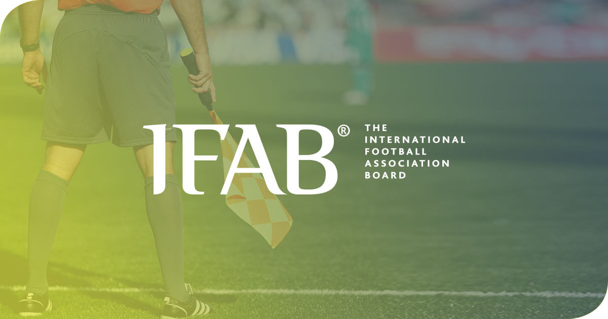 IFAB reveals five major changes to football rules
